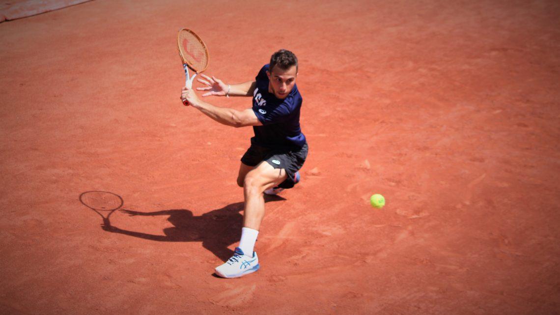 Hugo Gaston: « J'ai hâte de commencer le tournoi»