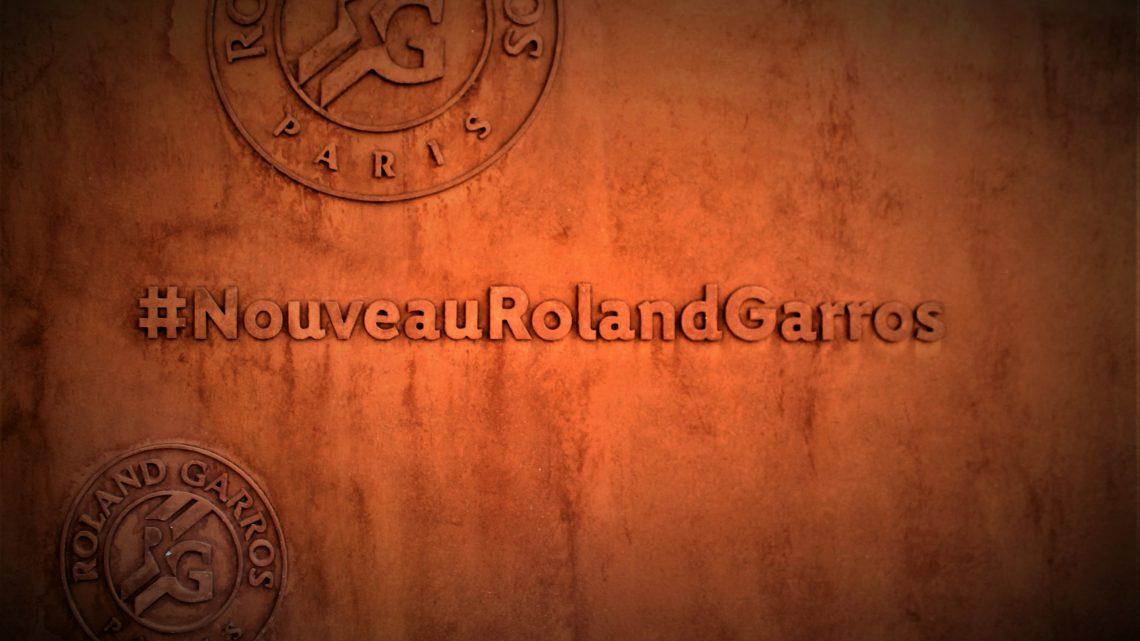 Roland-Garros achève sa métamorphose