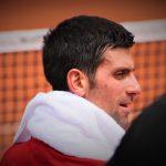 Novak Djokovic:«Cela permet de tout remettre à zéro»