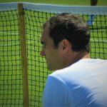Roger Federer:«Je n'en suis pas fier»