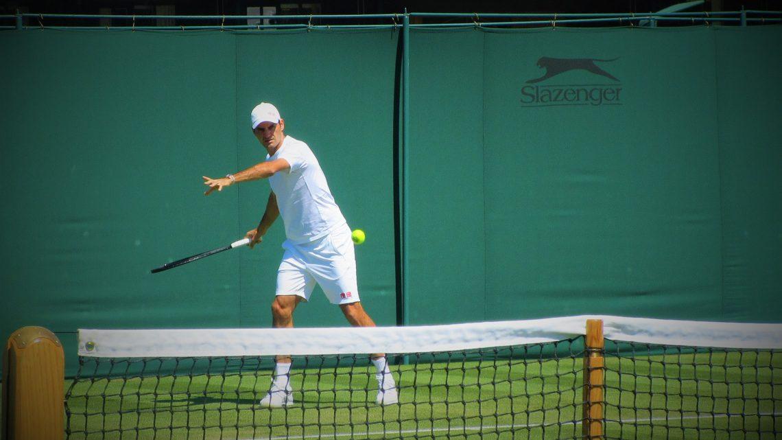 Roger Federer:«Ce sera plus ou moins l'ambiance classique de Wimbledon»