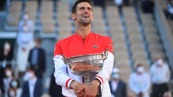 Novak Djokovic:«J'ai essayé de le vivre de tout mon être  »