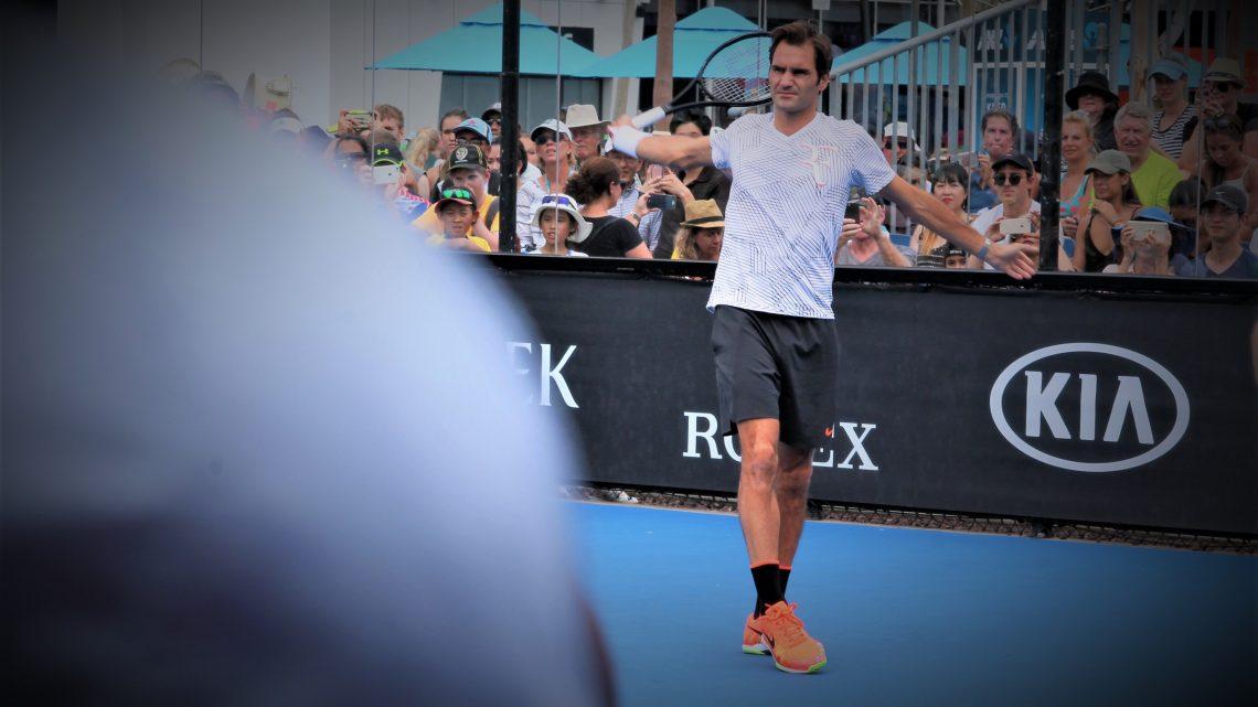 Roger Federer dit non à Tokyo