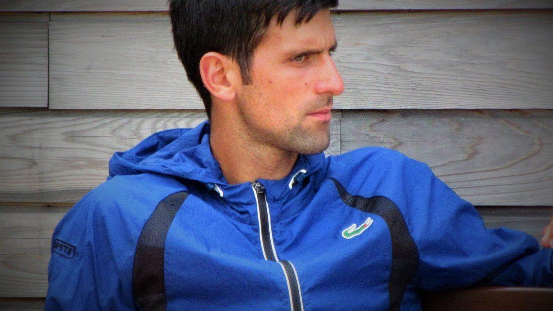 Novak Djokovic:«Je sens la pression»