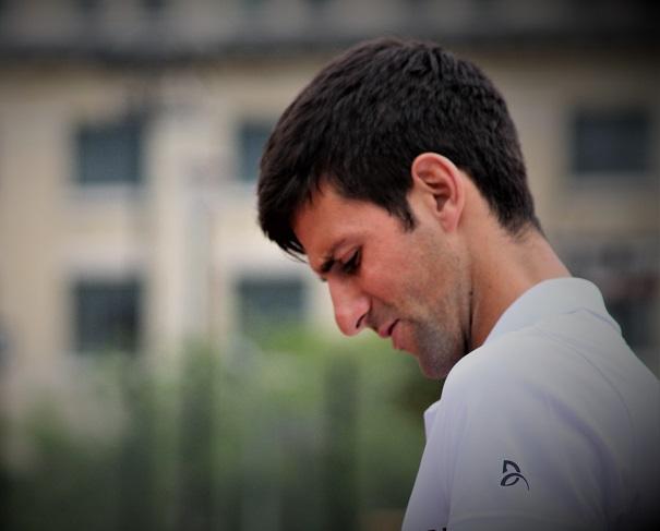 Novak Djokovic:«C'est dur à avaler, quand on considère tout ce qu'il y avait en jeu»